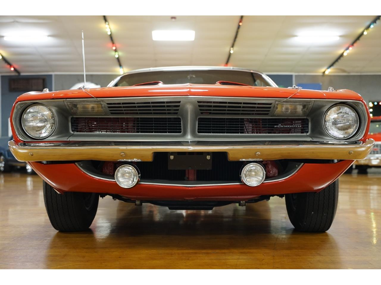 Large Picture of Classic 1970 Plymouth Cuda - PW8Q