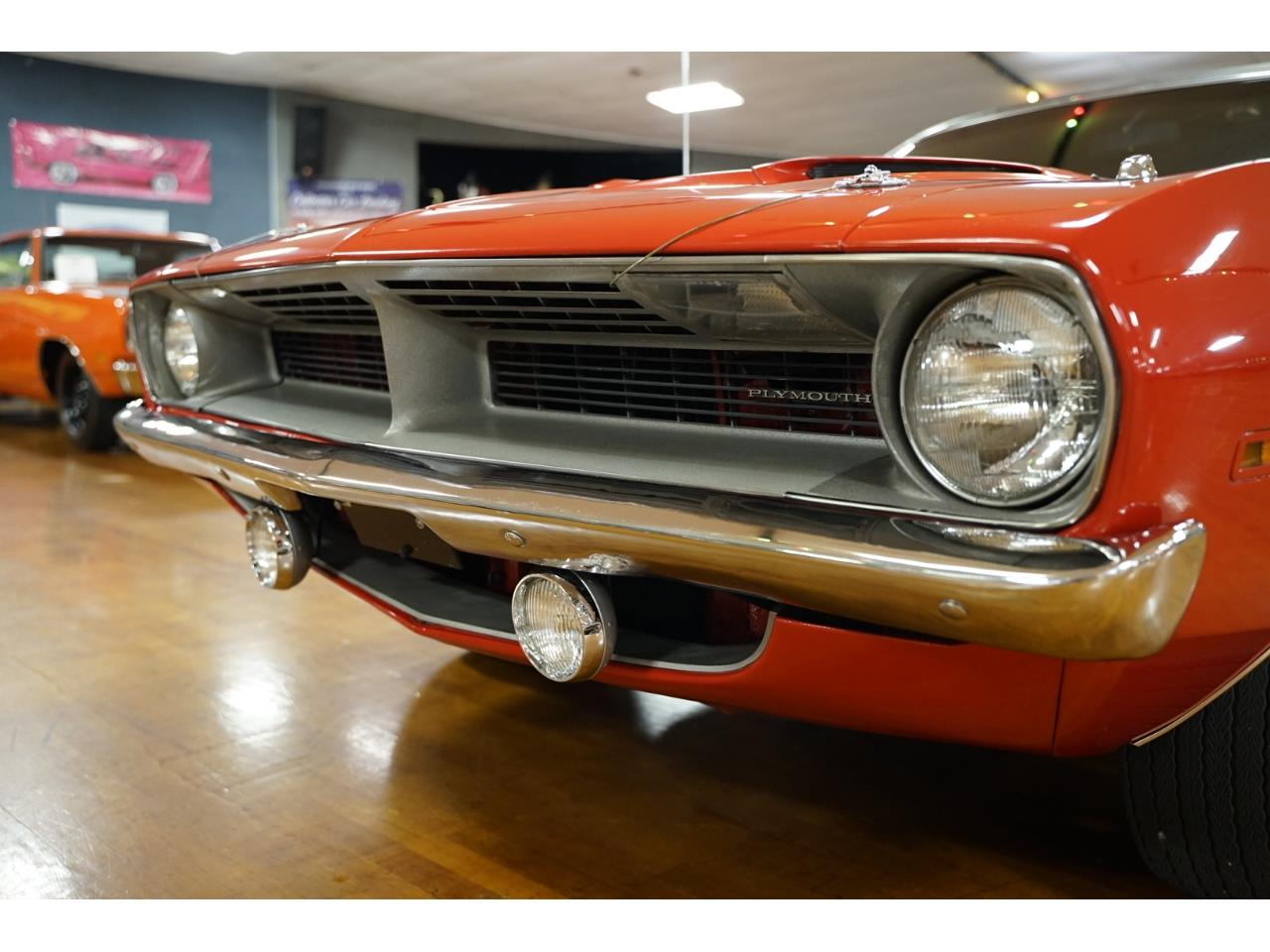 Large Picture of 1970 Plymouth Cuda Offered by Hanksters Hot Rods - PW8Q