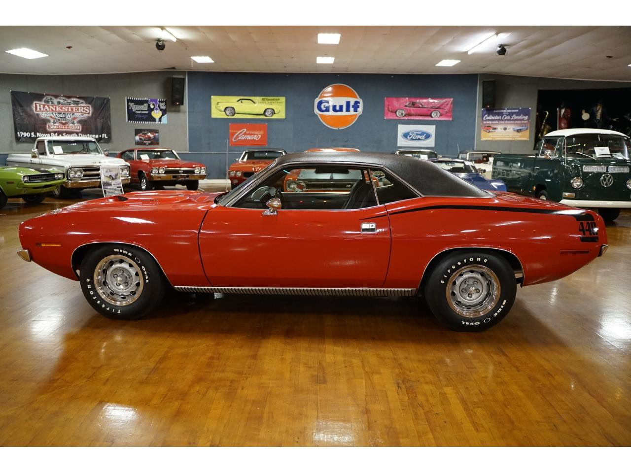 Large Picture of '70 Plymouth Cuda - $72,900.00 Offered by Hanksters Hot Rods - PW8Q