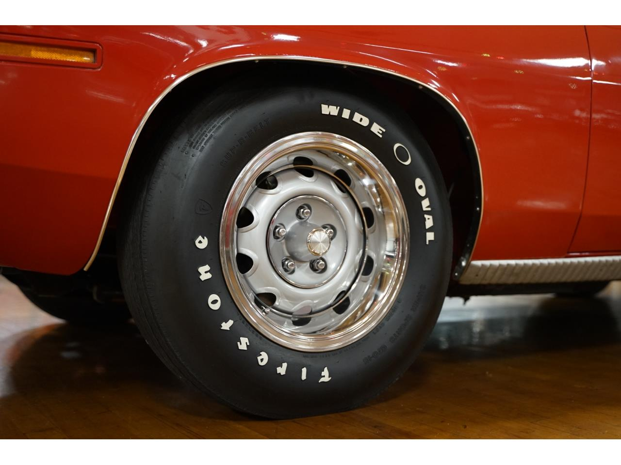 Large Picture of Classic 1970 Cuda located in Pennsylvania Offered by Hanksters Hot Rods - PW8Q