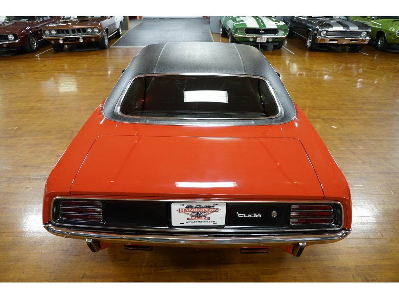 Large Picture of 1970 Plymouth Cuda located in Pennsylvania Offered by Hanksters Hot Rods - PW8Q