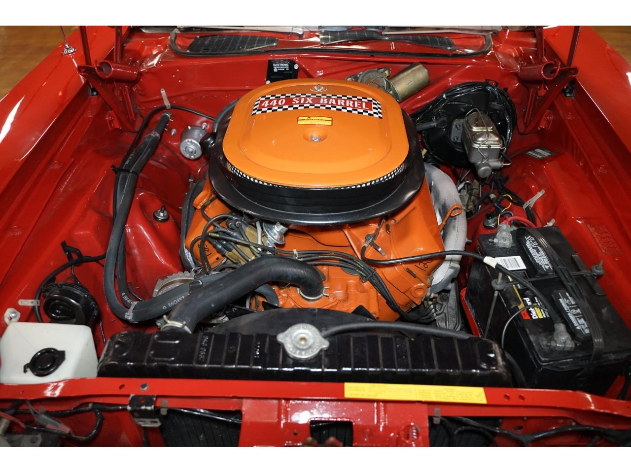 Large Picture of '70 Cuda Offered by Hanksters Hot Rods - PW8Q