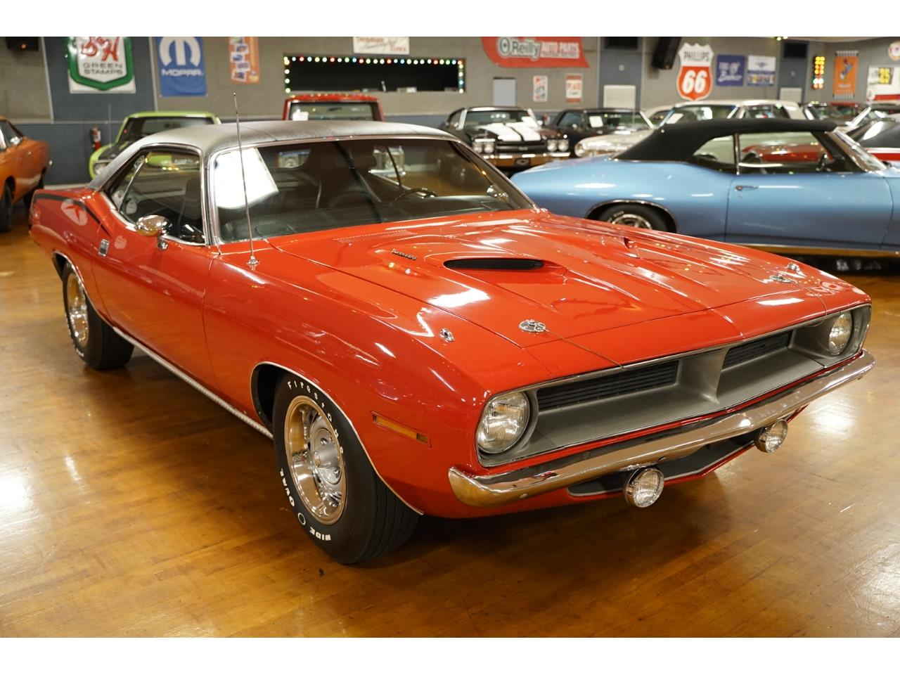 Large Picture of Classic '70 Plymouth Cuda - PW8Q