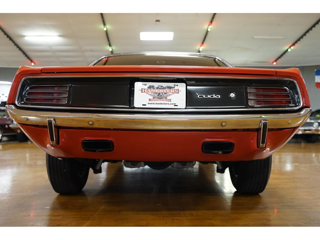 Large Picture of Classic 1970 Cuda located in Pennsylvania - $72,900.00 Offered by Hanksters Hot Rods - PW8Q