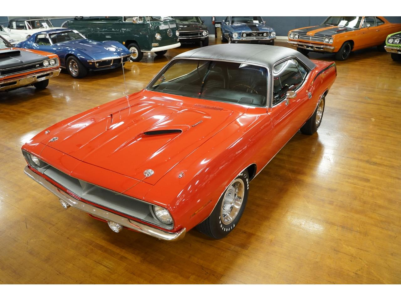 Large Picture of '70 Plymouth Cuda located in Homer City Pennsylvania Offered by Hanksters Hot Rods - PW8Q
