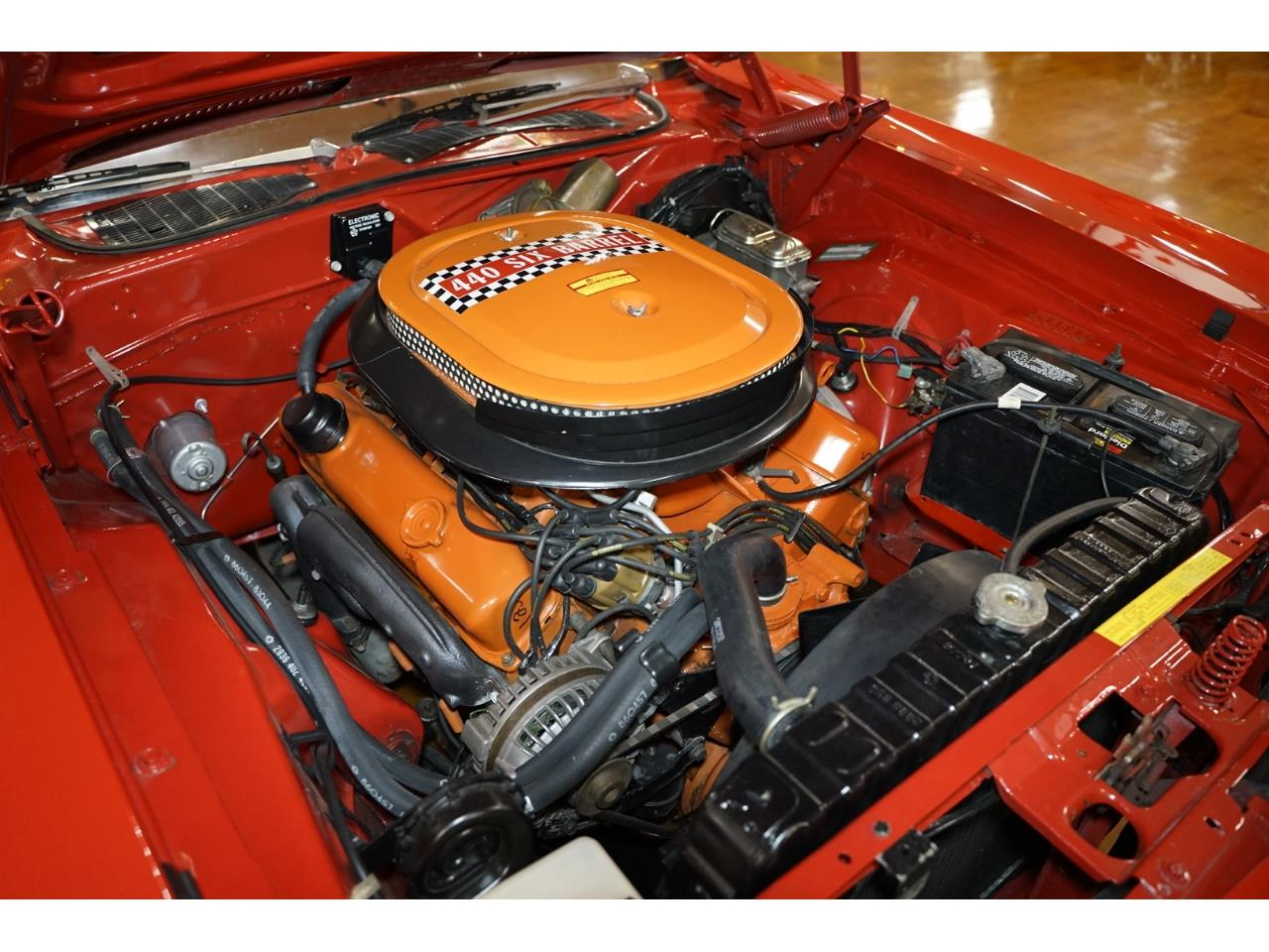 Large Picture of Classic '70 Plymouth Cuda Offered by Hanksters Hot Rods - PW8Q
