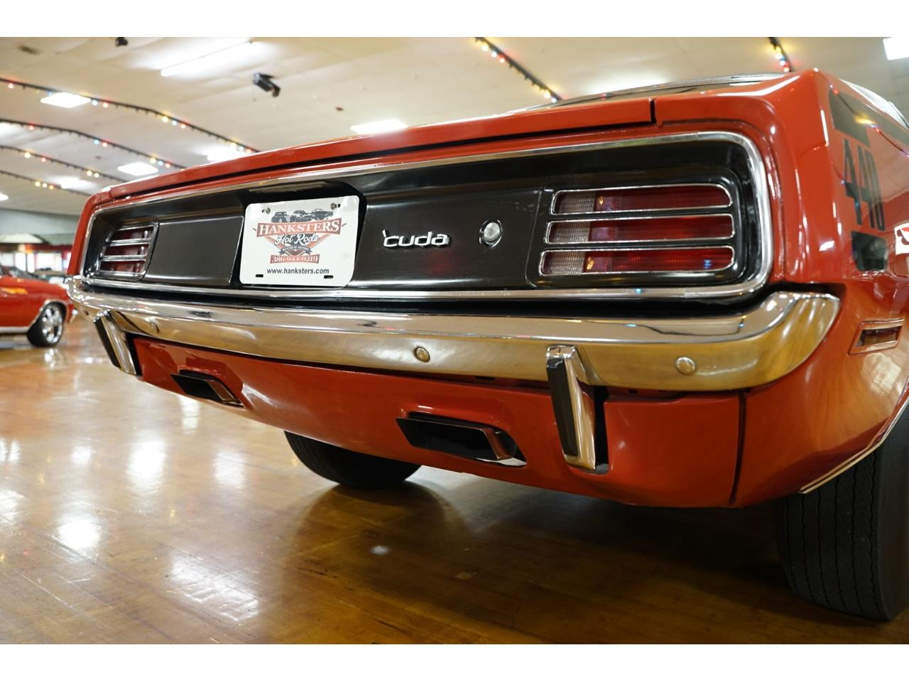 Large Picture of Classic '70 Plymouth Cuda located in Homer City Pennsylvania - $72,900.00 - PW8Q