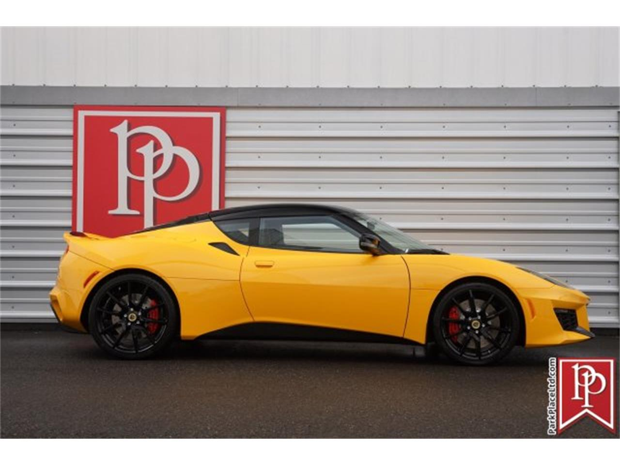 Large Picture of '17 Evora - PW8S