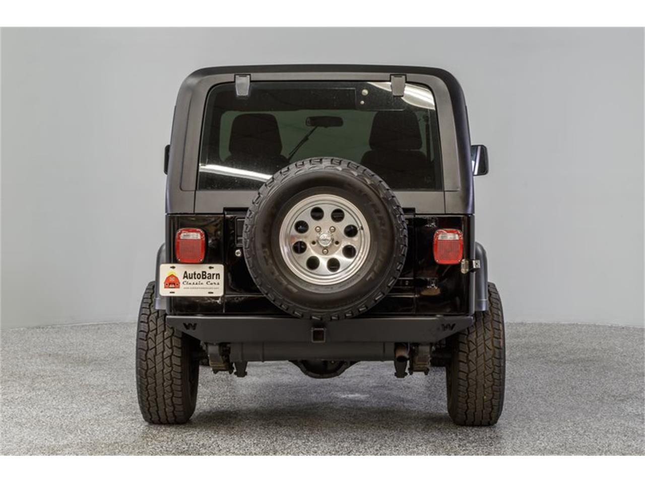 Large Picture of '89 Wrangler - PW8V