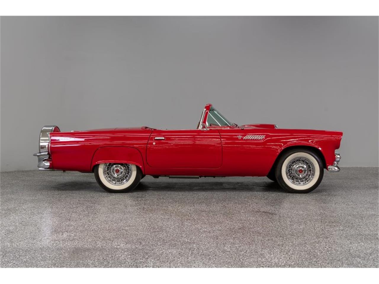 Large Picture of '56 Thunderbird - PW8W