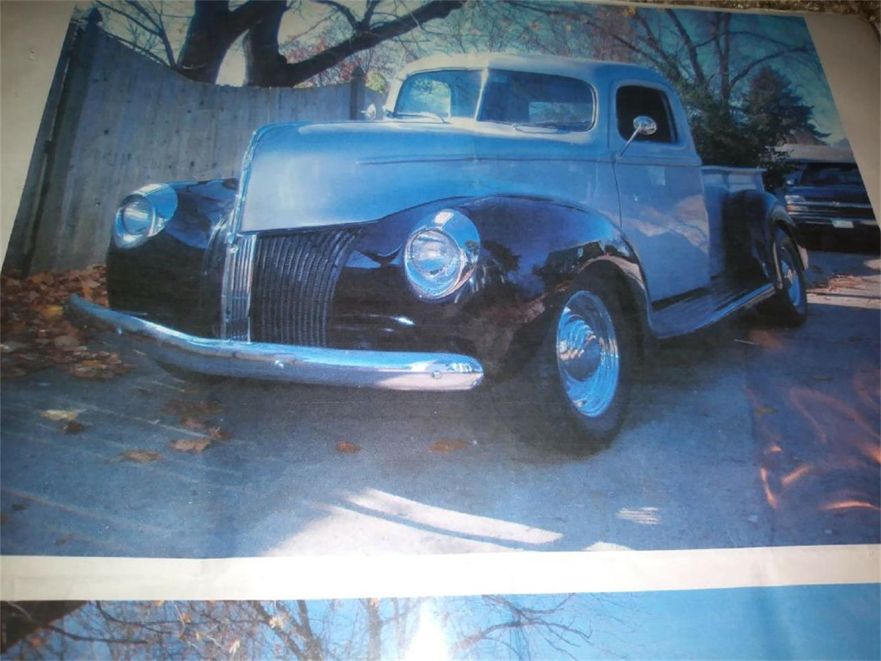 Large Picture of '40 Pickup - PW90