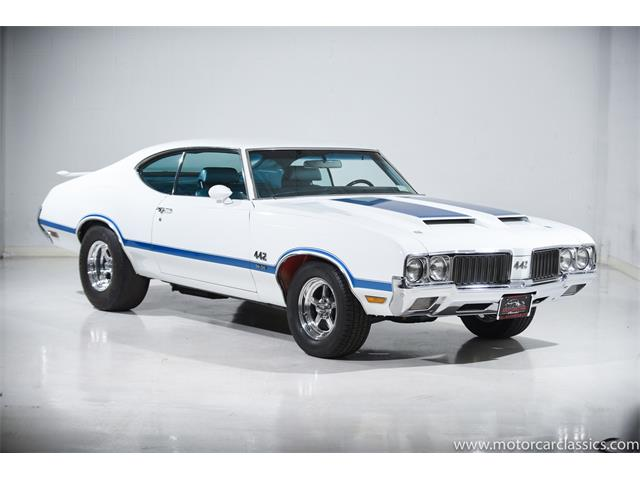 Picture of Classic 1970 Cutlass Offered by  - PW93