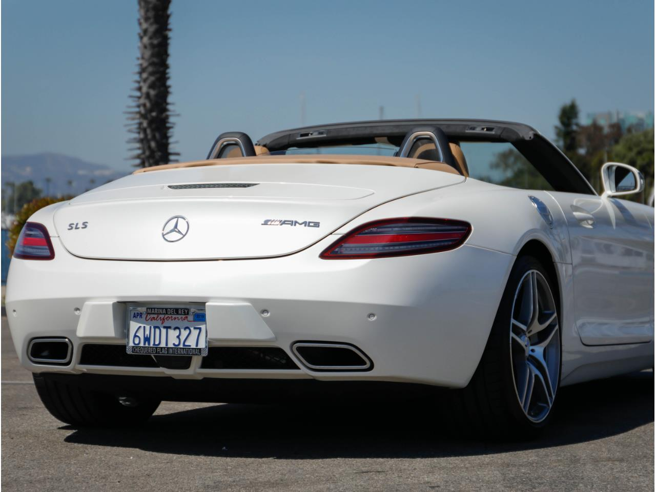 Large Picture of '12 SLS AMG - PW94