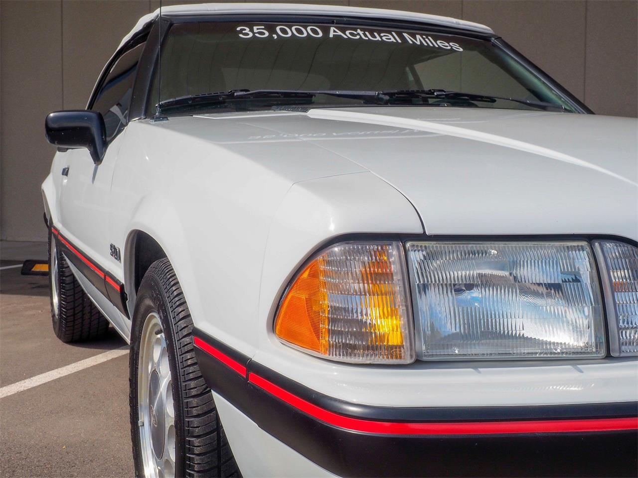 Large Picture of '89 Mustang - PW97