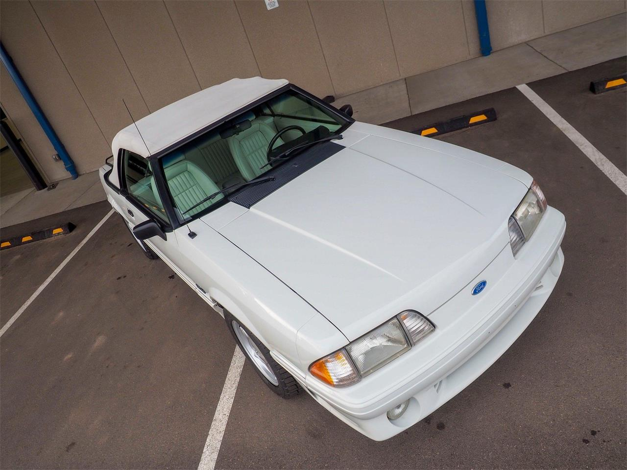 Large Picture of '91 Mustang - PW9A