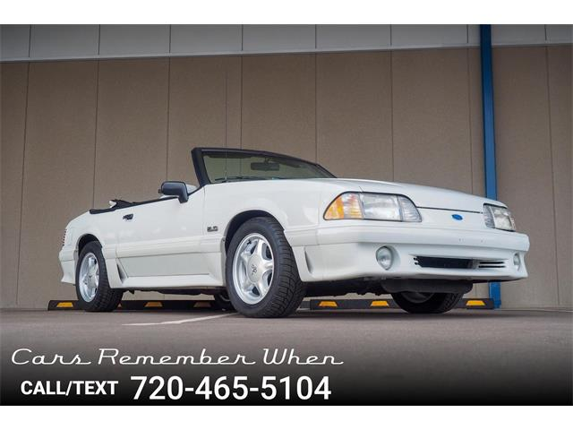 Picture of '91 Ford Mustang - $19,990.00 - PW9A