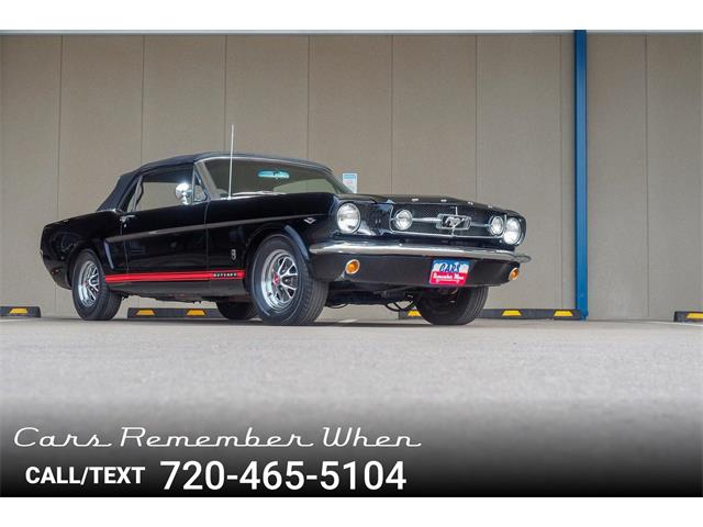 Picture of '65 Mustang - PW9B