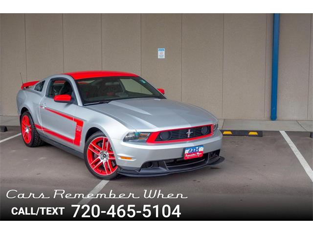 Picture of '12 Mustang - PW9C