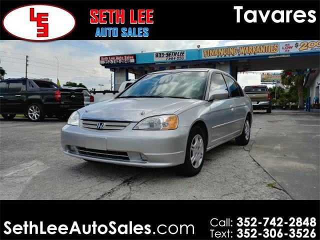 Picture of '02 Honda Civic located in Florida - $2,999.00 Offered by  - PW9E