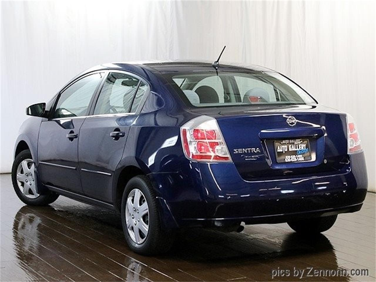 Large Picture of '08 Sentra - PW9H