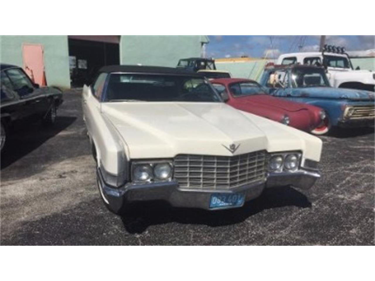 Large Picture of '69 Convertible - PW9I