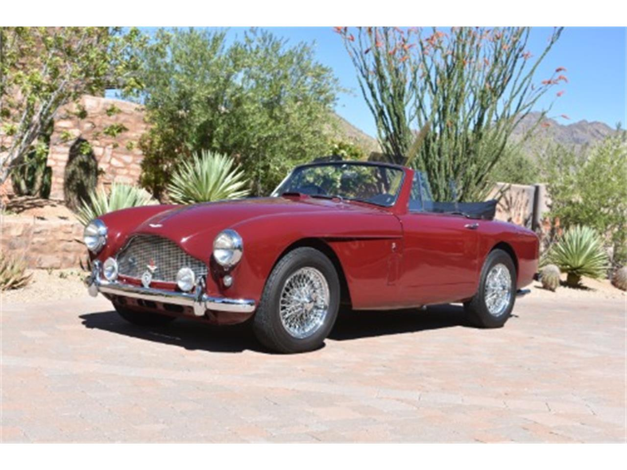 Large Picture of '58 DB4 - PW9K