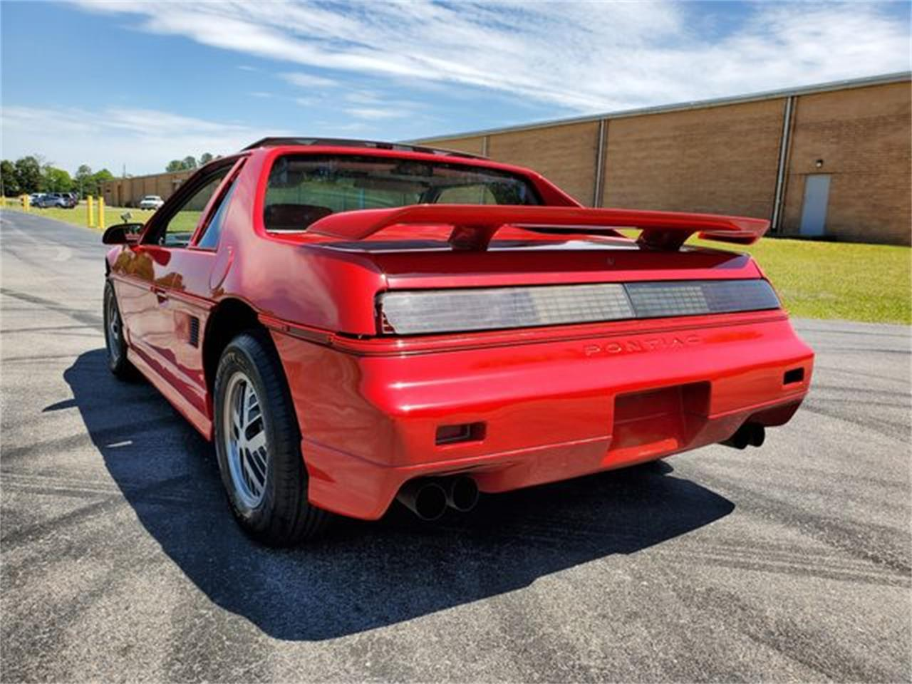 Large Picture of '86 Fiero - PW9N