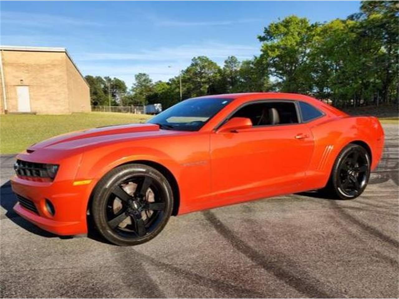 Large Picture of '11 Camaro - PW9P