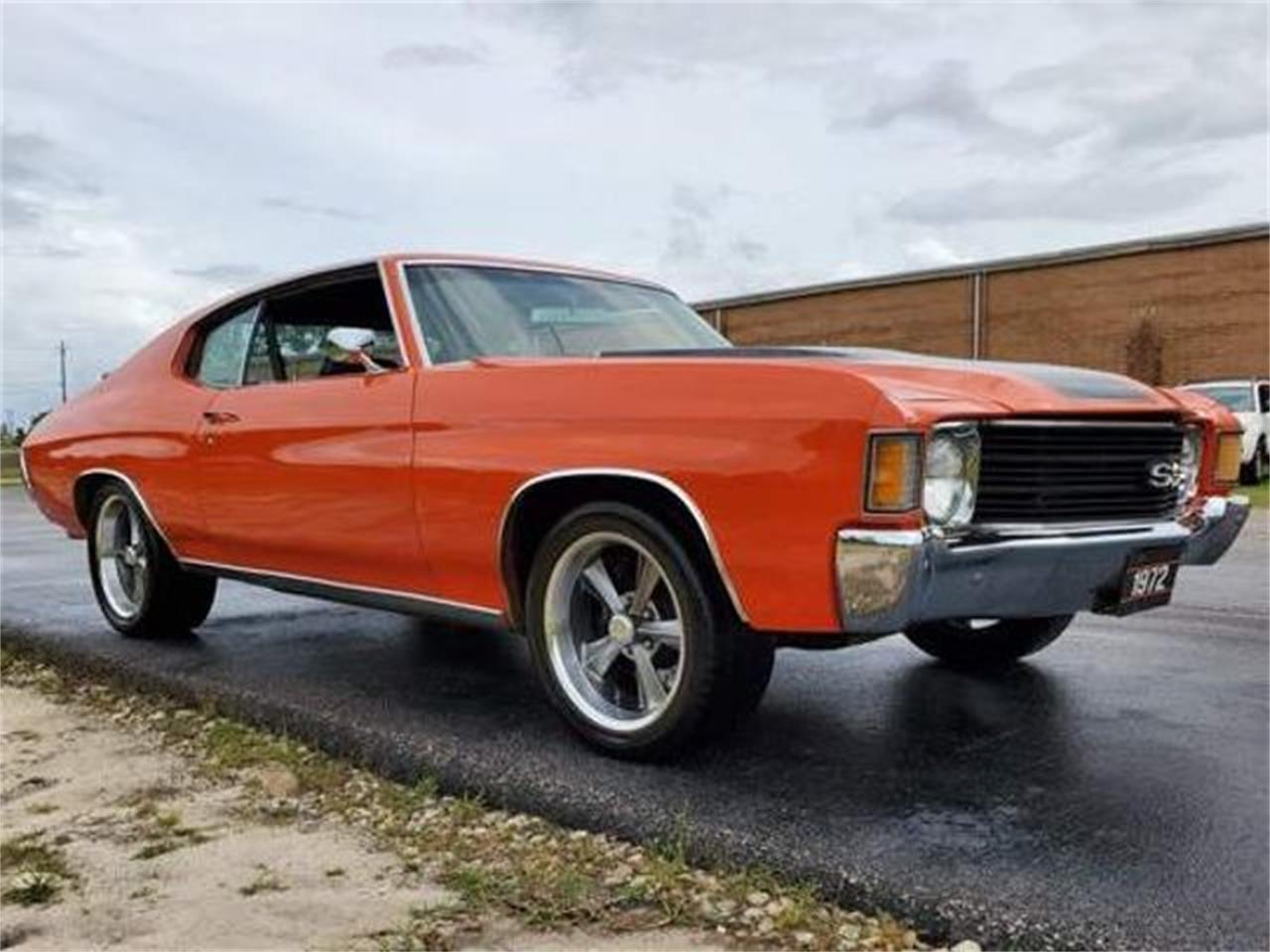 Large Picture of '72 Chevelle - PW9Q