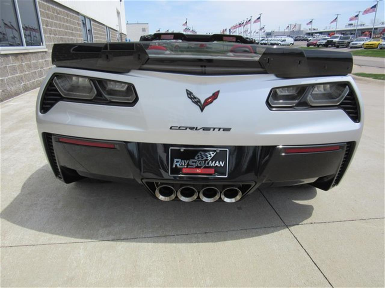 Large Picture of 2015 Corvette located in Indiana Offered by Ray Skillman Classic Cars - PW9R