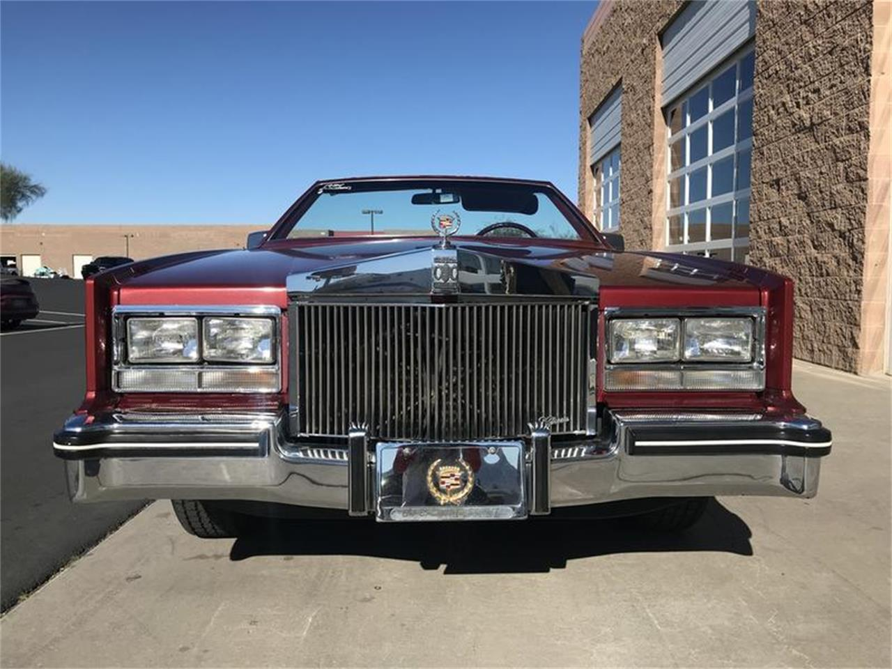 Large Picture of '84 Cadillac Convertible located in Henderson Nevada - $15,900.00 Offered by Atomic Motors - PW9S
