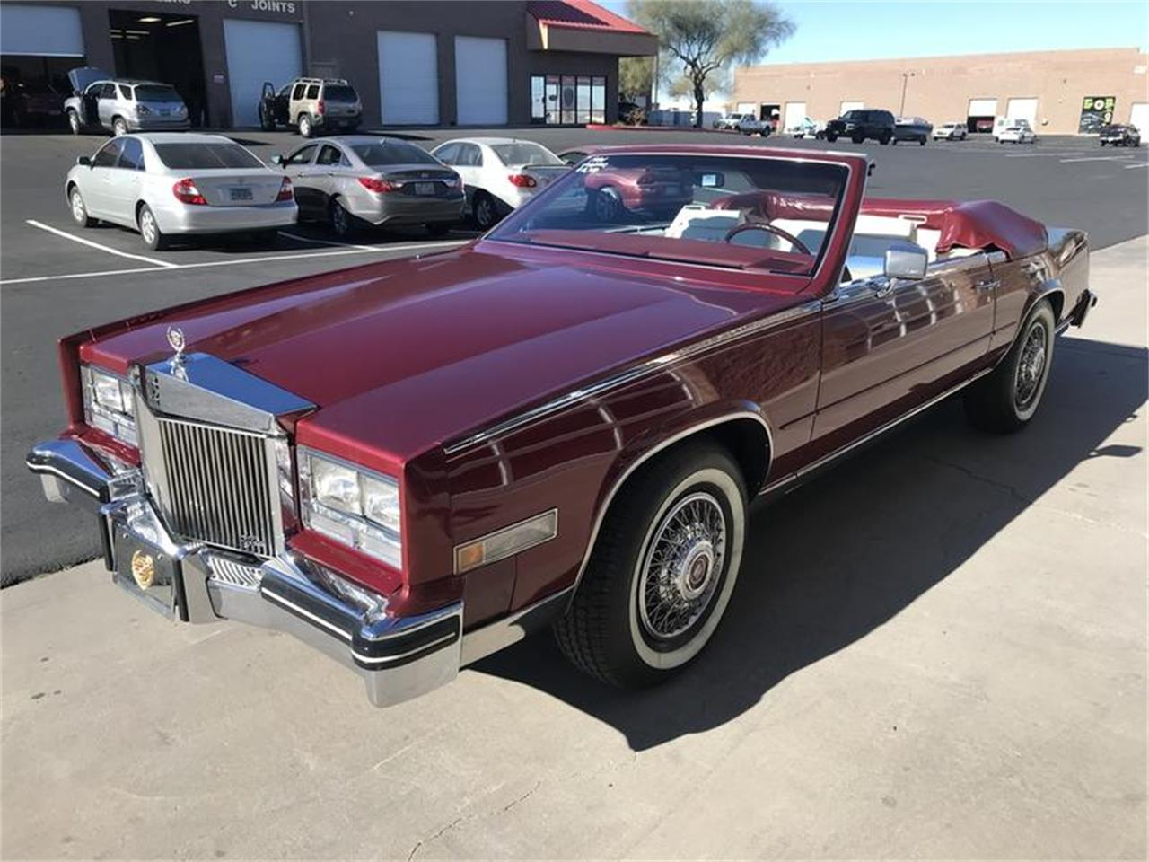 Large Picture of '84 Convertible - PW9S
