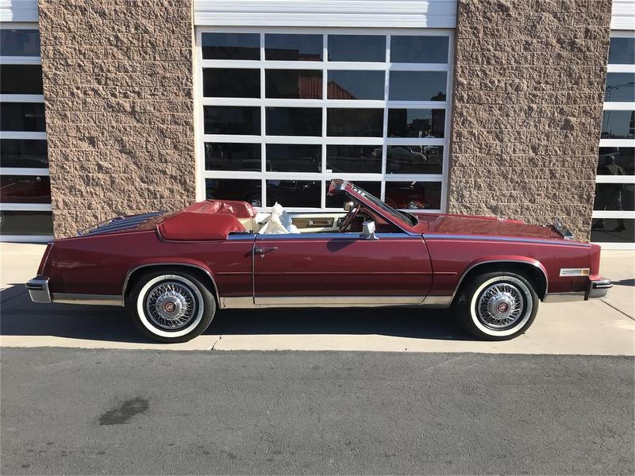 Large Picture of 1984 Cadillac Convertible - $15,900.00 Offered by Atomic Motors - PW9S