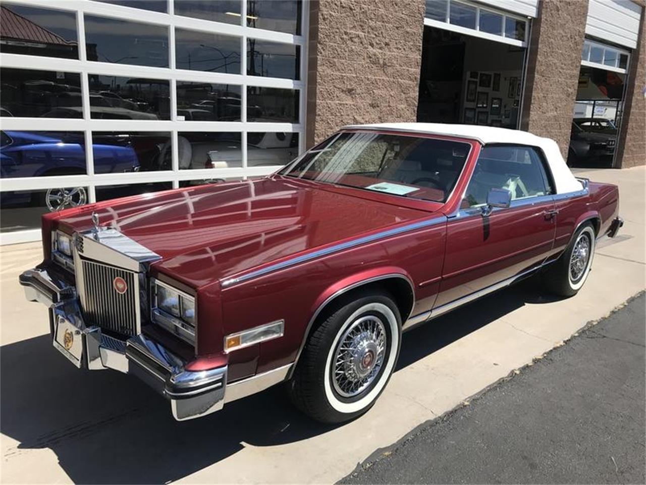 Large Picture of 1984 Convertible located in Nevada - $15,900.00 Offered by Atomic Motors - PW9S