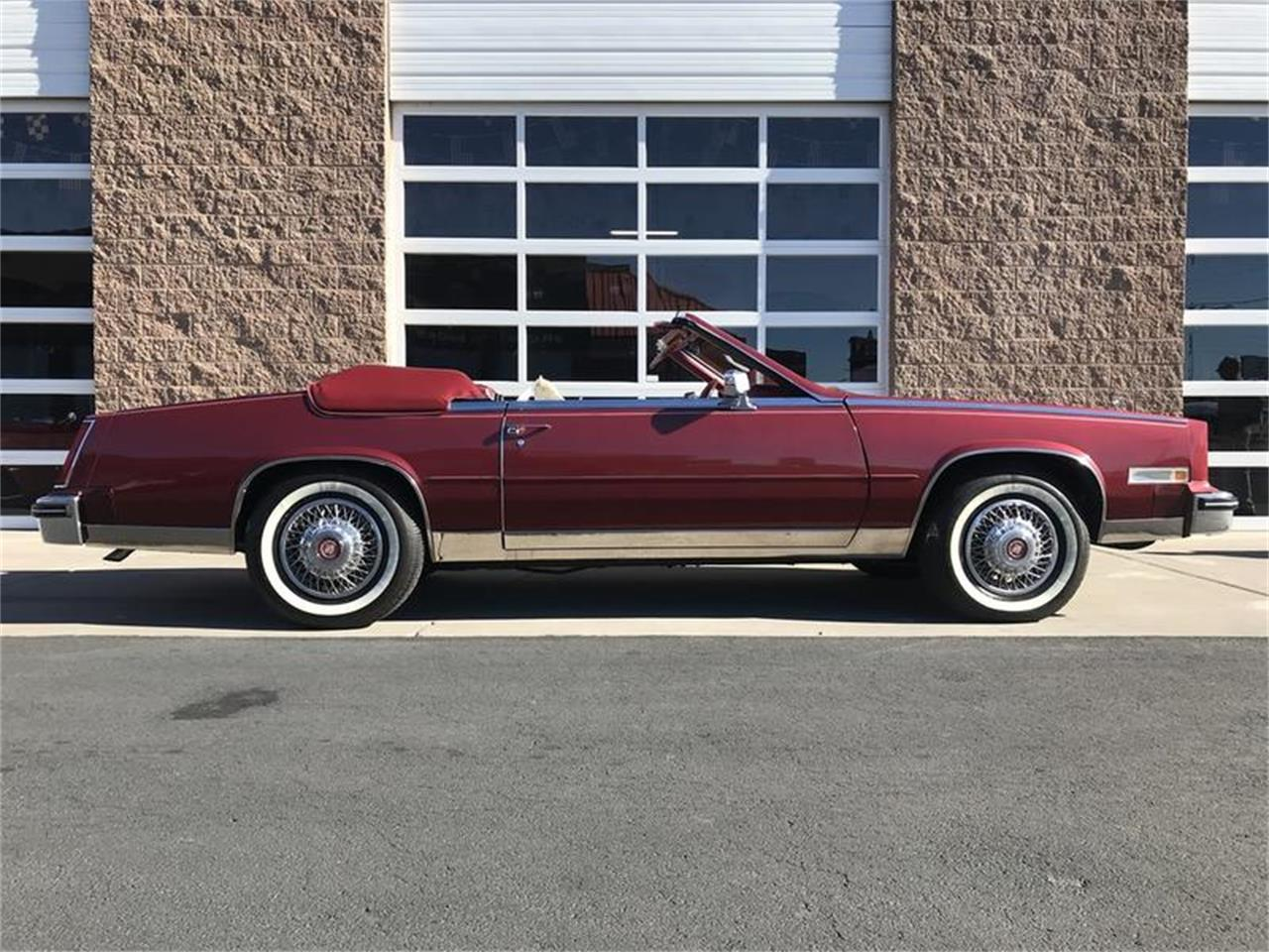 Large Picture of '84 Cadillac Convertible located in Nevada - $15,900.00 Offered by Atomic Motors - PW9S
