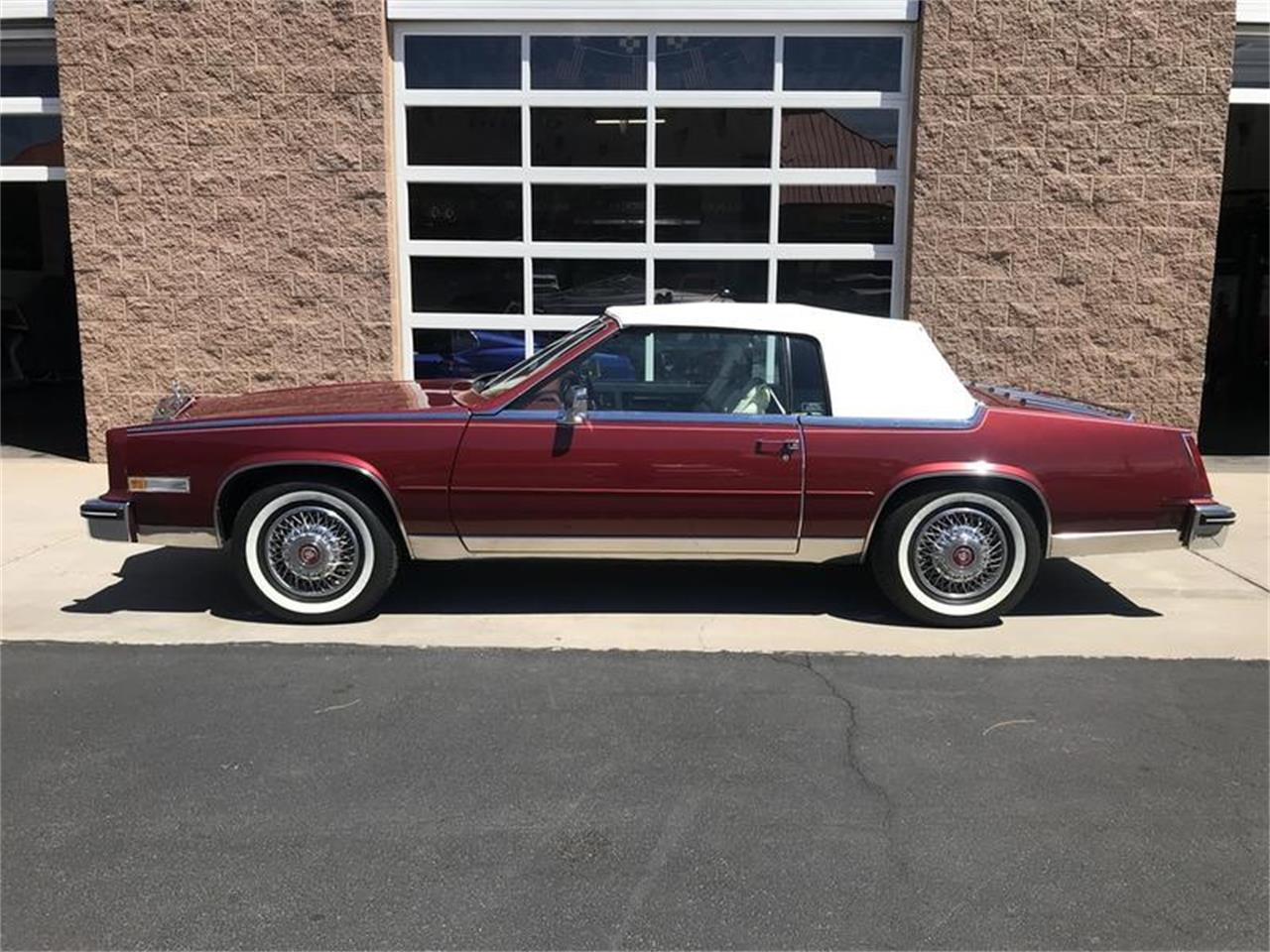 Large Picture of 1984 Convertible located in Henderson Nevada - $15,900.00 Offered by Atomic Motors - PW9S