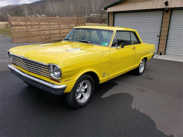 Picture of 1963 Chevrolet Nova SS - $24,900.00 Offered by  - PW9V