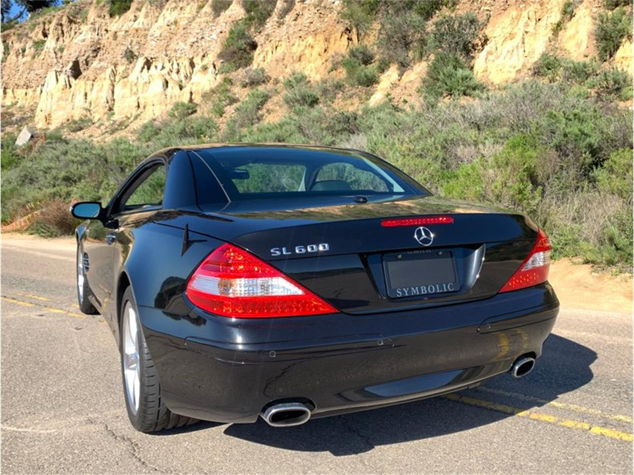 Large Picture of '07 SL600 - PW9X