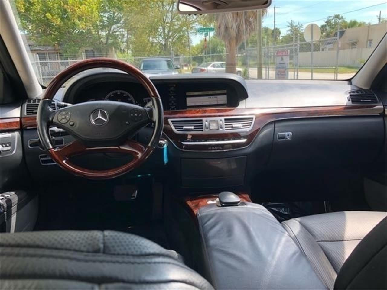 Large Picture of 2010 S550 located in Holly Hill Florida Offered by A7 Auto Sales - PWA6