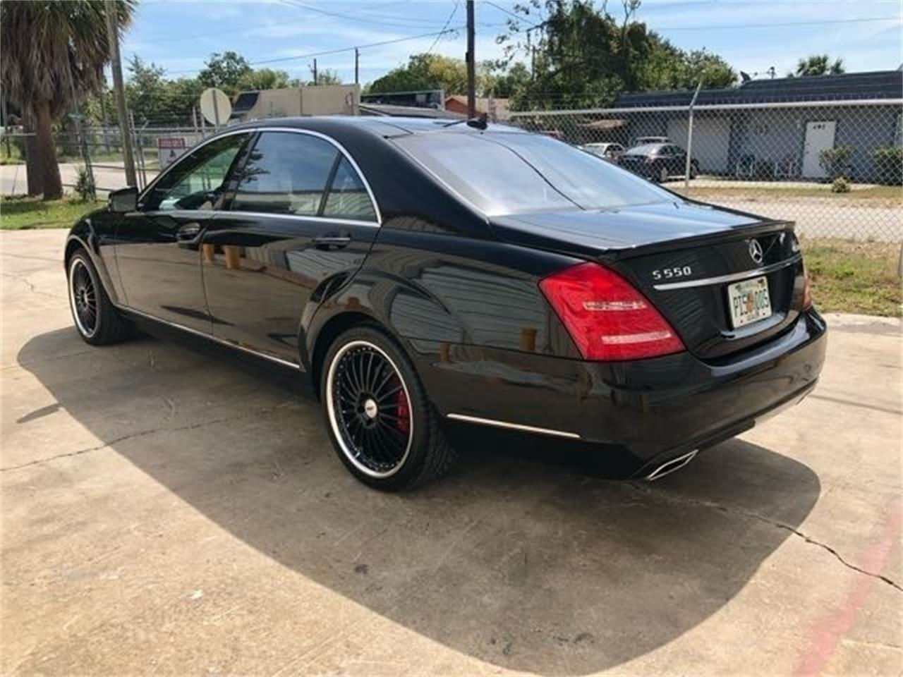 Large Picture of '10 Mercedes-Benz S550 located in Holly Hill Florida Offered by A7 Auto Sales - PWA6