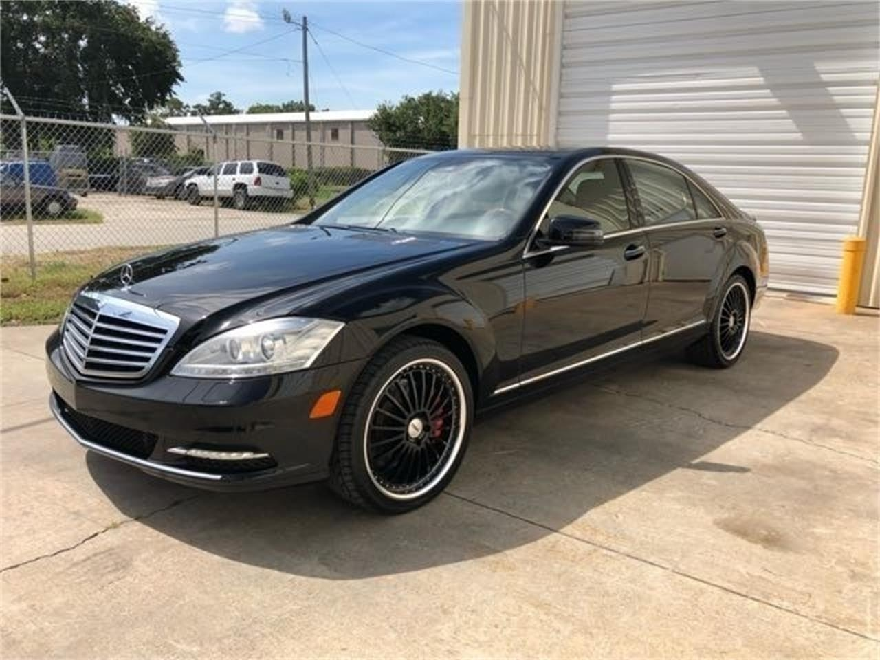 Large Picture of 2010 Mercedes-Benz S550 - PWA6