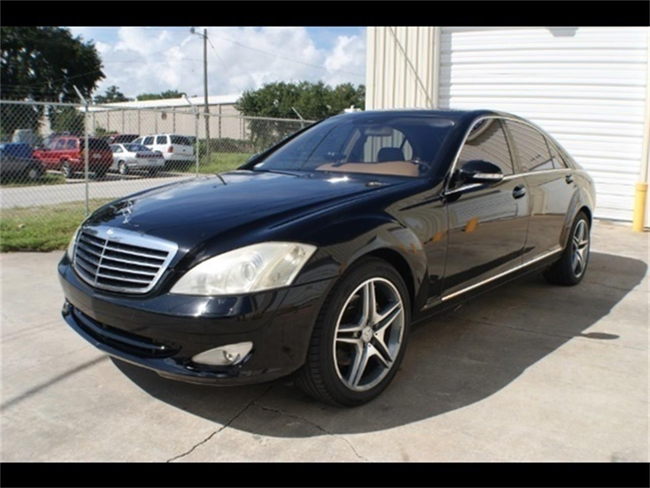 Large Picture of '07 S550 - PWA8