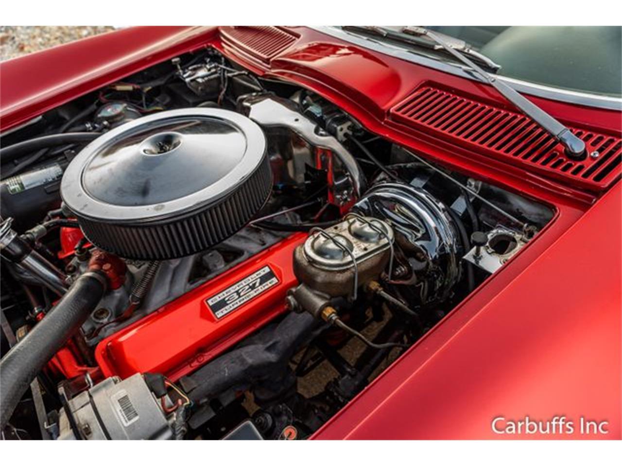 Large Picture of '66 Corvette - PWAE