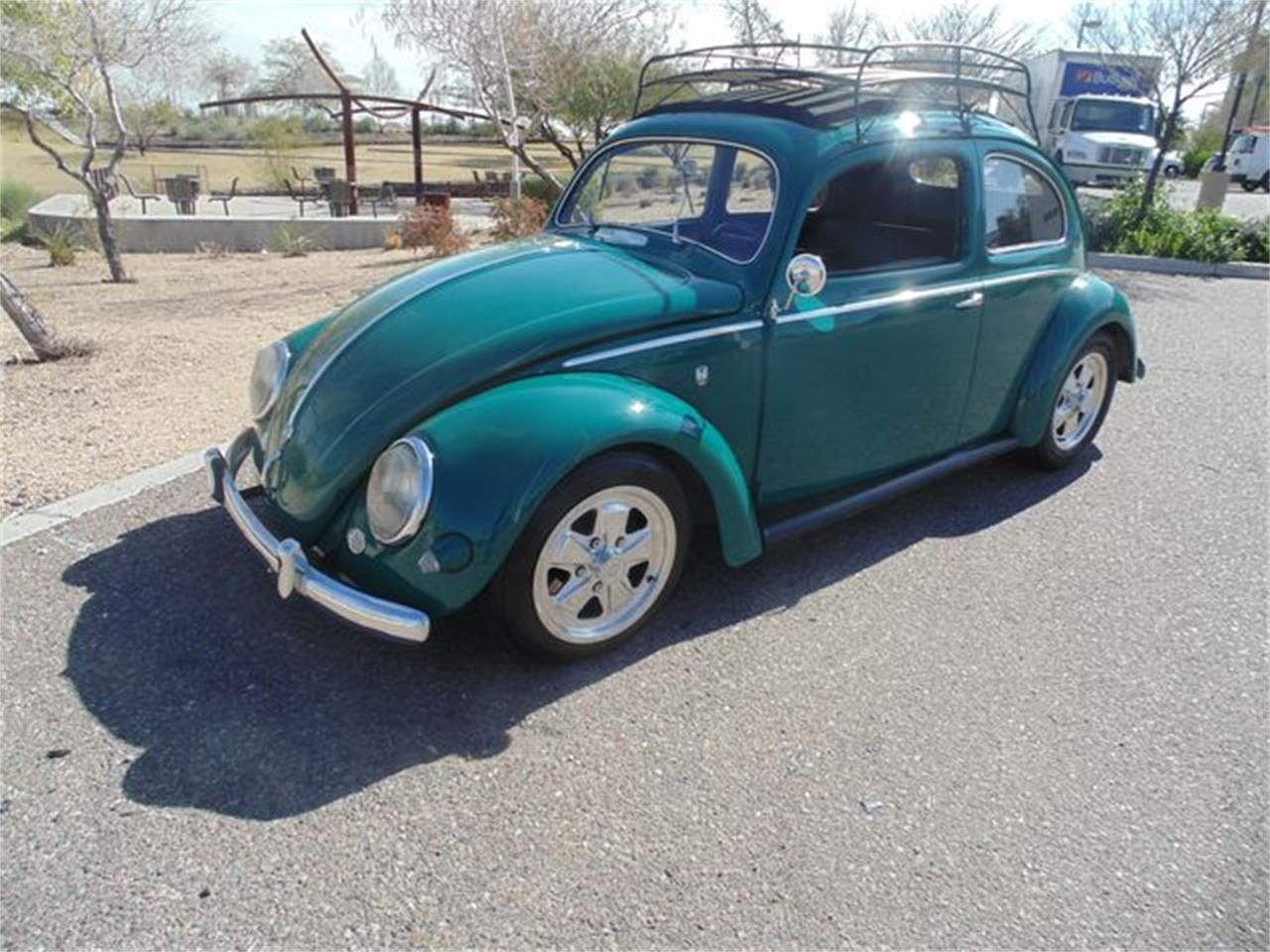 Large Picture of '56 Beetle - PWAG