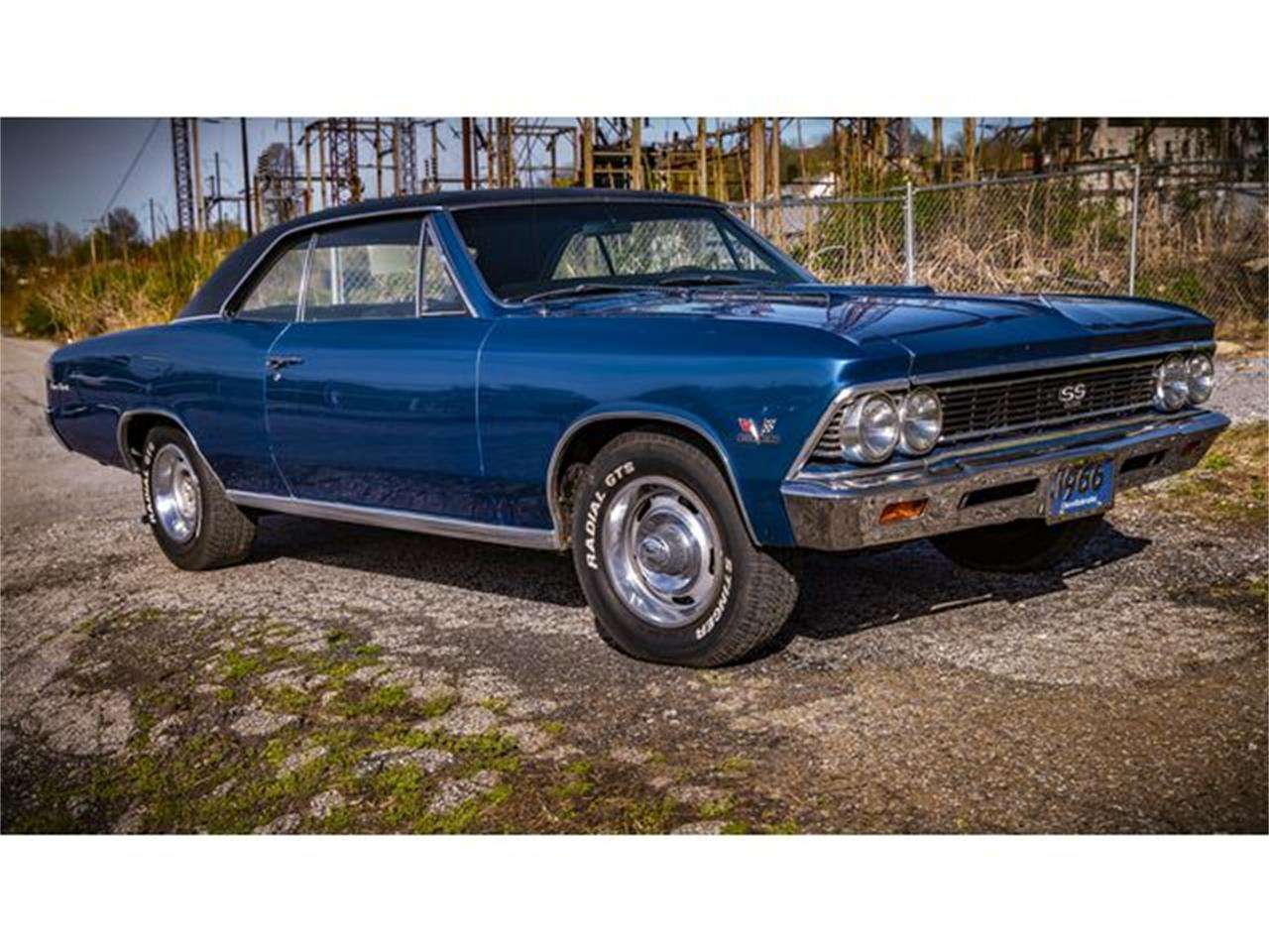 Large Picture of '66 Chevelle SS - PWAL