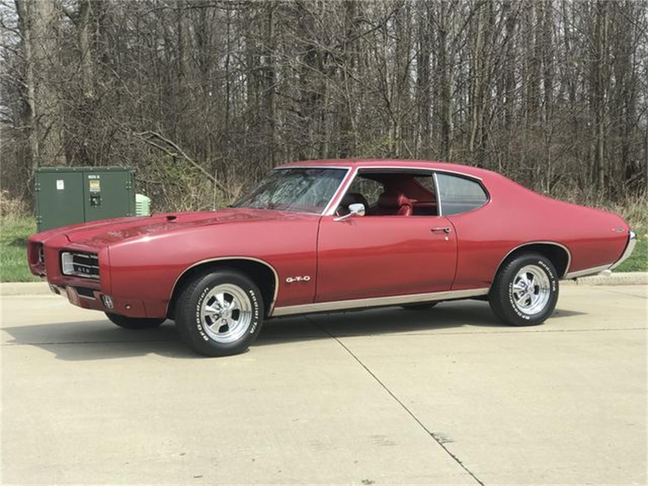 Large Picture of '69 GTO - PWAN
