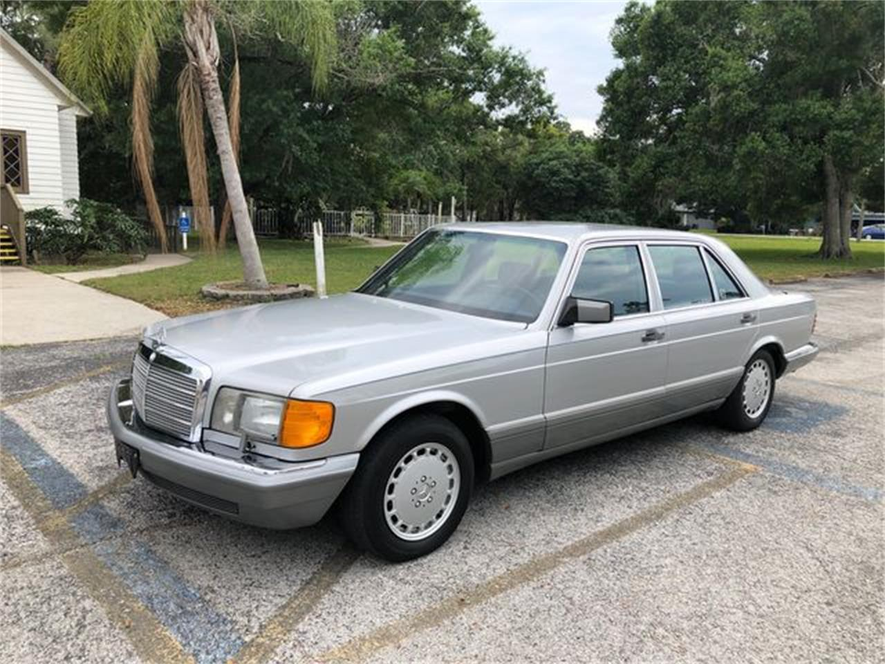 Large Picture of '87 560SEL - PWAQ