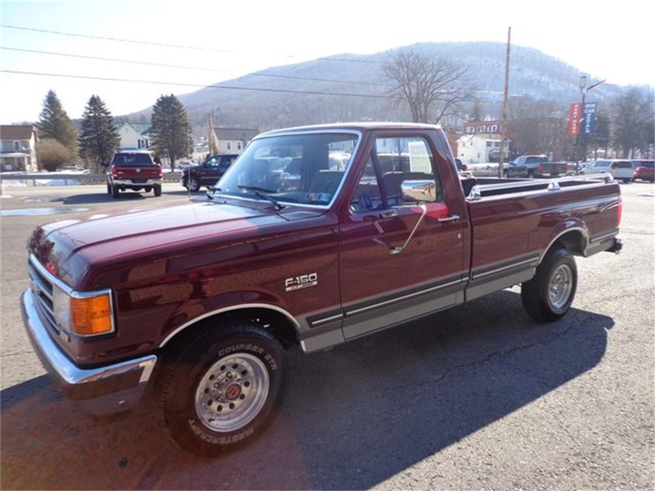 Large Picture of '91 F150 - PWAR