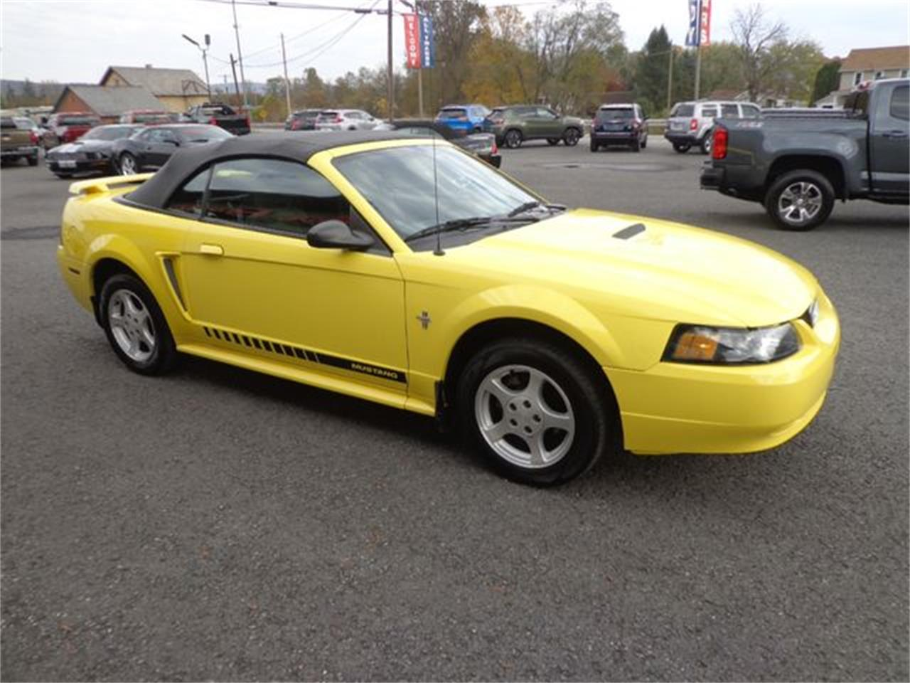 Large Picture of '02 Mustang - PWAS
