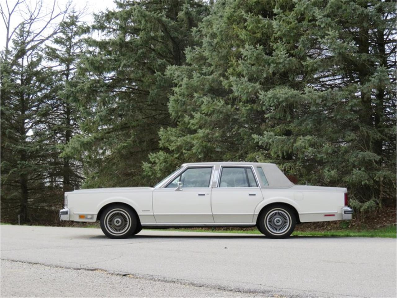 Large Picture of '82 Town Car - PWB5